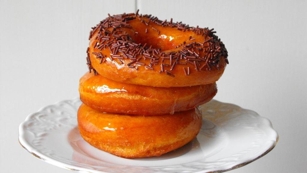 Yeast Donuts (Doughnut!) | Caught Eating